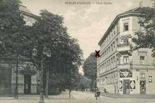 Pankow - Parkstrasse